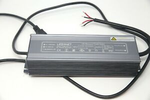Led Net Light Power Supply Driver 24v 10 42a 250w Waterproof Ac 90 130v Ip67