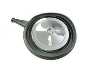 1970 1972 Chevelle El Camino Chrome Lid Cowl Induction Air Cleaner Kit