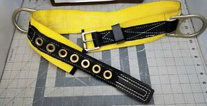 Double Dee Ring Body Belt 36 44 Nylon Web Miller 2na mbk b6bb
