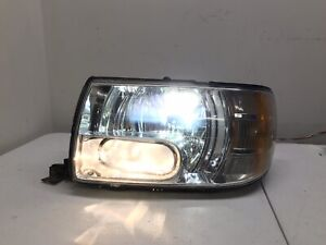 2002 2003 Infinity Qx4 Xenon Hid Driver Side Headlight Headlamp Complete