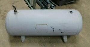 Penway Air Tank 15 Gallon Steel Tank Year 2007 Compressor 265 Psi Receiver Tank