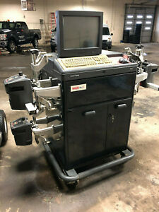 Used Hunter R811 Aligner Hunter Alignment System rotunda