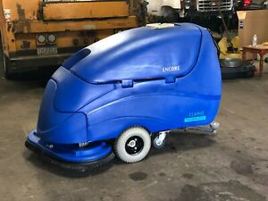 Clarke Encore L33 33 Fully Automatic Floor Scrubber Luxury Model Only 100 Hours