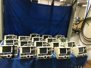 Lot Of 18 Parts As Is Lifepak 20 Monitor Parts Repair Not Working Need Fixing