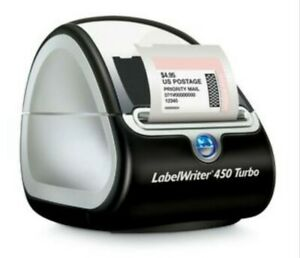 Dymo Labelwriter 450 Turbo Thermal Label Printer Brand New