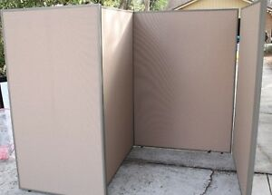 Bush Office Cubical Partition Wall Boards 4 Count Local Pick Up Only orlando