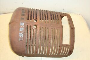 Farmall H Tractor Front Hood Grill