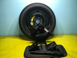 2009 2010 2011 Honda Fit Compact Spare Tire With Jack Kit