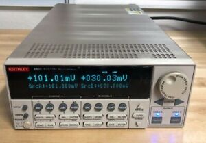 Tektronix Keithley 2602 System Sourcemeter Smu 2 channel Source Measure Unit