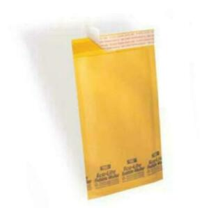 Polyair Eco lite 5 Elss5 Golden Kraft Self Seal Bubble Mailer 10 1 2 X 16 c