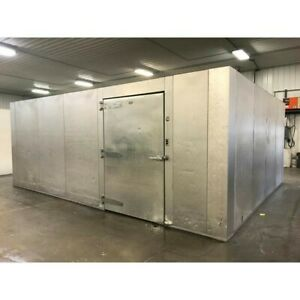 24 X 12 X 10 Walk In Cooler Or Freezer Remote