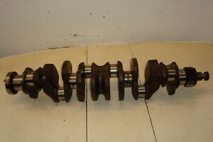 International Ih Farmall 756 Gas Engine Crankshaft 706