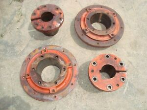 Case 1370 Tractor Rear Wheel Hubs
