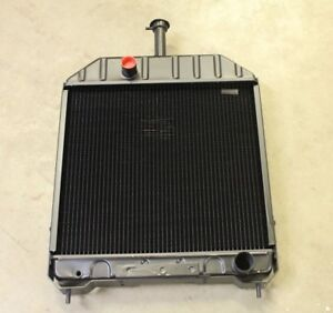 219861 Radiator For Ford nh 455 655 Backhoe Loader Tractor