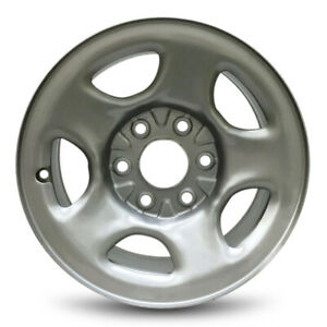 Steel Wheel Rim 16 Inch 99 05 Chevy Silverado 1500 Gmc Sierra 00 06 Tahoe New