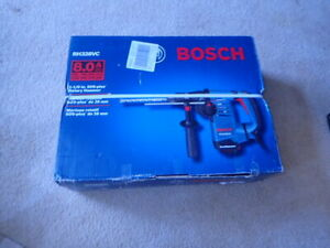 Bosch Gbh228l 8 5 Amp Corded 1 1 8 Sds plus Variable Speed Rotary Hammer Drill