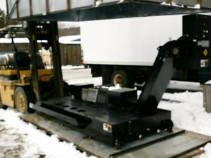 New Chip Conveyor For Okk Hm500s 40 Never Installed