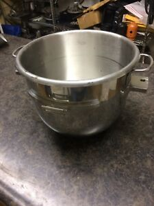Hobart D20 20qt Commercial Stainless Steel Mixing Bowl D300
