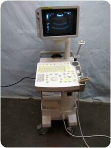 Ge Medical Systems Logiq 200 Pro Series Ultrasound Machine 217538