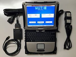 2018 Mitsubishi Mut 3 Vci Lite Original Diagnostic Scanner Scan Flash Tool Iii