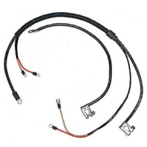 Battery Cable Set For 1962 1965 Mopar B Body