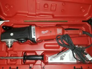 Milwaukee 1 2 Super Hawg Right Angle Drill 1680 20 W Case