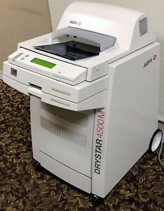 Agfa Drystar 4500m Mammo X ray Printer Film Imager For Mammography