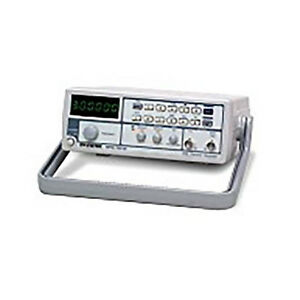 Instek Sfg 1013 3 Mhz Dds Function Generator With Voltage Display