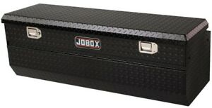 Jobox Black Chest Tool Boxes Aluminum Full Size Truck Pah1420002