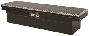 Jobox Black Crossover Single Lid Full Size Truck Aluminum Tool Box Pac1580002