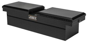 Jobox Black Gull Wing Full Size Truck Toolbox Deep Aluminum Jac1575982