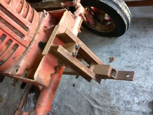 Farmall Ihc 450 400 Mta Smta Tractor Ih Front Weight Bracket Adjustable Hitch