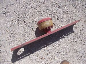 Farmall Ih 560 460 Tractor Top Center Ih Hood Panel Cover Precleaner Topper Top