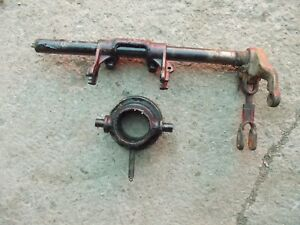 Farmall Ih 560 Tractor Engine Motor Clutch Throw Out Bearing Pivot Shaft Linkage