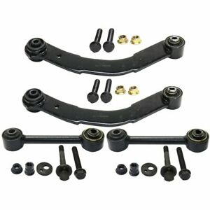 Control Arm Suspension Kit 4 Pc New Rear Right And Left 5105271ac Lh