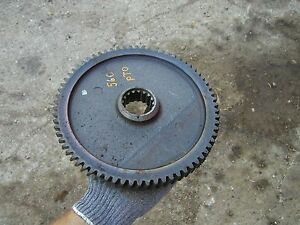 Farmall 560 Rowcrop Tractor Ih Pto Power Take Off Main Drive Gear