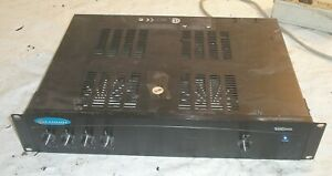 Crown 180ma 4 Channel 80w Professional Commercial Power Audio Mixer Amp
