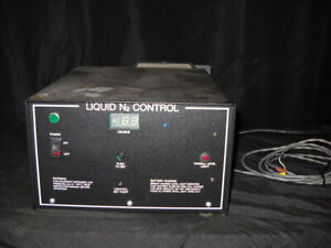 Thermo Electron Liquid N2 Control Ln2 Backup System