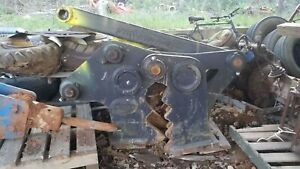 Concrete Pulverizer Strickland never Been Used Model Scp40
