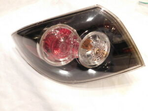 2004 2006 Mazda 3 Hatchback Hoe Driver Taillight Left Lh