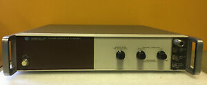 Hp Agilent 8444a opt 59 0 5 To 1500 Mhz Tracking Generator Tested