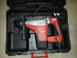 Milwaukee 5446 21 Sds max Demolition Hammer Dated 2018