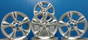 Set Of Four 4 16 Oem Factory Ford Focus 2012 2014 Wheels Rims 3878 16x7