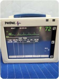 Welch Allyn Propaq 244 Patient Monitor 205119