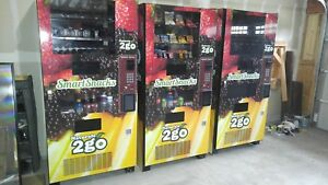 Newest Model Seaga N2g400 Combo Vending Machine Credit Card Reader Tou