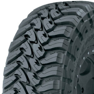 1 New 37x12 50r20 E 10 Ply Toyo Open Country Mt Mud Terrain 37x1250 20 Tire