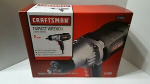Craftsman 8 Amp Impact Wrench Electric Corded 350 Ft Lbs 6903 27990 1 2
