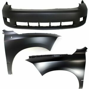 Auto Body Repair Kit New Front For Ram Truck Dodge 1500 2009 2010