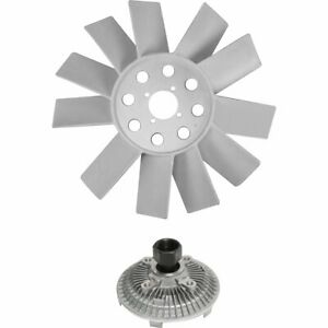 15976889 Gm3112109 Kit Fan Clutch Radiator Cooling New For Chevy Olds S10 Pickup