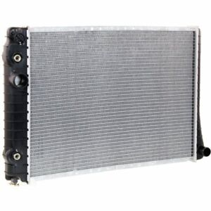 Radiator New Chevy Gm3010190 52473260 Chevrolet Corvette 1989 1996